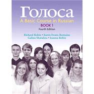 Golosa : A Basic Course in Russian, Book 1 Value Pack (includes Student Activities Manual and Audioprogram CDs to Accompany Colosa, Book I)
