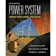 Power System Analysis and Design, 5th Edition