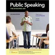 Public Speaking The Evolving Art, Enhanced