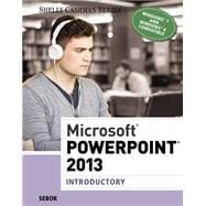 Microsoft PowerPoint 2013 Introductory