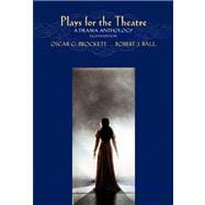 Plays for the Theatre (with InfoTrac)