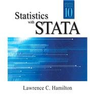 Statistics with STATA Version 10