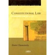 Constitutional Law : Principles and Policies