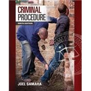 Criminal Procedure, 9/E