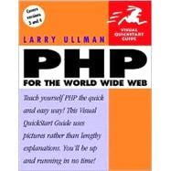 PHP for the World Wide Web : Visual QuickStart Guide