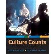 Culture Counts : A Concise Introduction to Cultural Anthropology