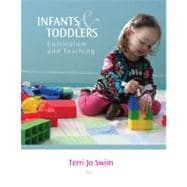 Infants and Toddlers Curriculum and Teaching