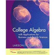 College Algebra with Applications for Business and Life Sciences, Enhanced Edition (with Enhanced WebAssign 1-Semester Printed Access Card)