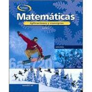 Mathematics: Applications and Concepts, Course 2, Spanish Student Edition
