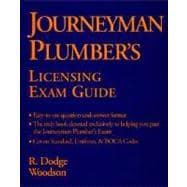 Journeyman Plumber's Licensing Exam Guide