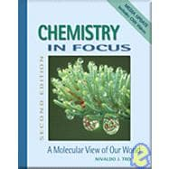 Chemistry in Focus Molecular View of Our World, Update (Media with CD-ROM and InfoTrac)