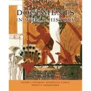 Documents in World History Vol. 1 : The Great Traditions: from Ancient Times to 1500