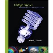 Student Solutions Manual with Study Guide for Giordano's College Physics: Reasoning and Relationships, Volume 1