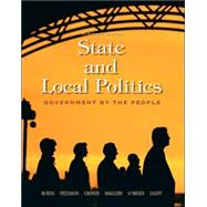 Government by the People : State and Local Politics