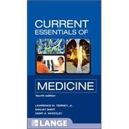 CURRENT Essentials of Medicine, Fourth Edition