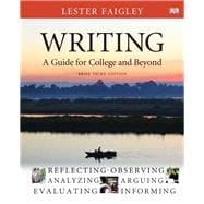 Writing A Guide for College and Beyond, Brief Edition, with MyWritingLab -- Access Card Package