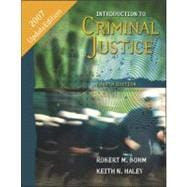 Introduction to Criminal Justice: Updated Edition