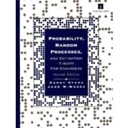 Probability, Random Processes, and Estimation Theory for Engineers/Book and Disk