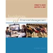 Foundations of Financial Management 11/e + Self-Study CD + Standard & Poor's Educational Version of Market Insight + OLC with PowerWeb