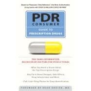Pdr Consumer Guide to Prescription Drugs