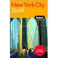 Fodor's New York City 2008