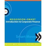 Introduction to Corporate Finance (with SMARTMoves4me and Thomson ONE Business School Edition Printed Access Cards)