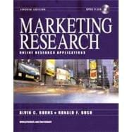 Marketing Research and SPSS 11. 0