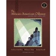 African-American Odyssey, The: Volume II, Since 1863