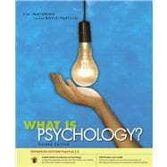 What is Psychology? PsykTrek 3.0 Enhanced Edition (with Student User Guide with Printed Access Card)