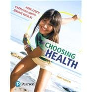 Choosing Health Plus MasteringHealth with Pearson eText -- Access Card Package