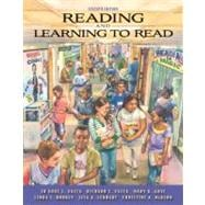 Reading and Learning to Read (with MyEducationLab)