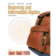 Beginning &amp;Intermediate Algebra