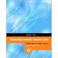 Keyboarding & Formatting Essentials, Complete Course, Lessons 1-120