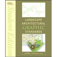 Landscape Architectural Graphic Standards, Student Edition