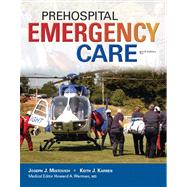 Prehospital Emergency Care Plus NEW MyBradyLab with Pearson eText -- Access Card Package