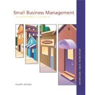 Small Business Management : An Entrepreneur's Guidebook with CD Business Plan Templates