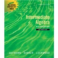 Intermediate Algebra with Applications, Multimedia Edition