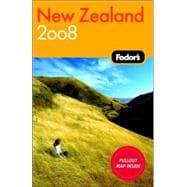 Fodor's New Zealand 2008