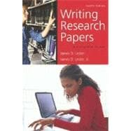 Writing Research Papers : A Complete Guide