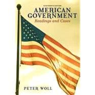 American Government : Readings and Cases