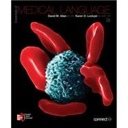 General Combo Essentials of Medical Language; Connect+