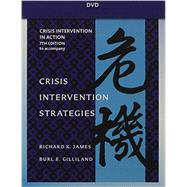 DVD for James/Gilliland's Crisis Intervention Strategies, 7th