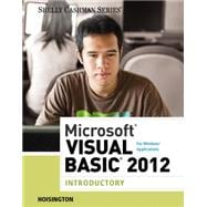 Microsoft� Visual Basic 2013 for Windows Applications