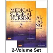 Medical-Surgical Nursing: Patient-Centered Collaborative Care (Two-Volume Set)