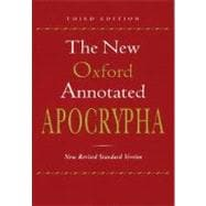 The New Oxford Annotated Apocrypha, Third Edition, New Revised Standard Version