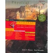 Physical Geology with In-TERRA-Active 2.0 CD-ROM (with InfoTrac)