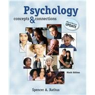 Psychology Concepts and Connections, Media & Research Update