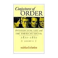 Conjectures of Order