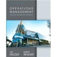 Operations Management and Student CD