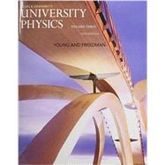 University Physics with Modern Physics, Volume 3 (Chs. 37-44)